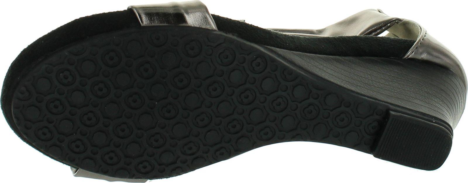 thumbnail 12 - PATRIZIA by Spring Step Womens Harlequin Fashion Wedge Sandals
