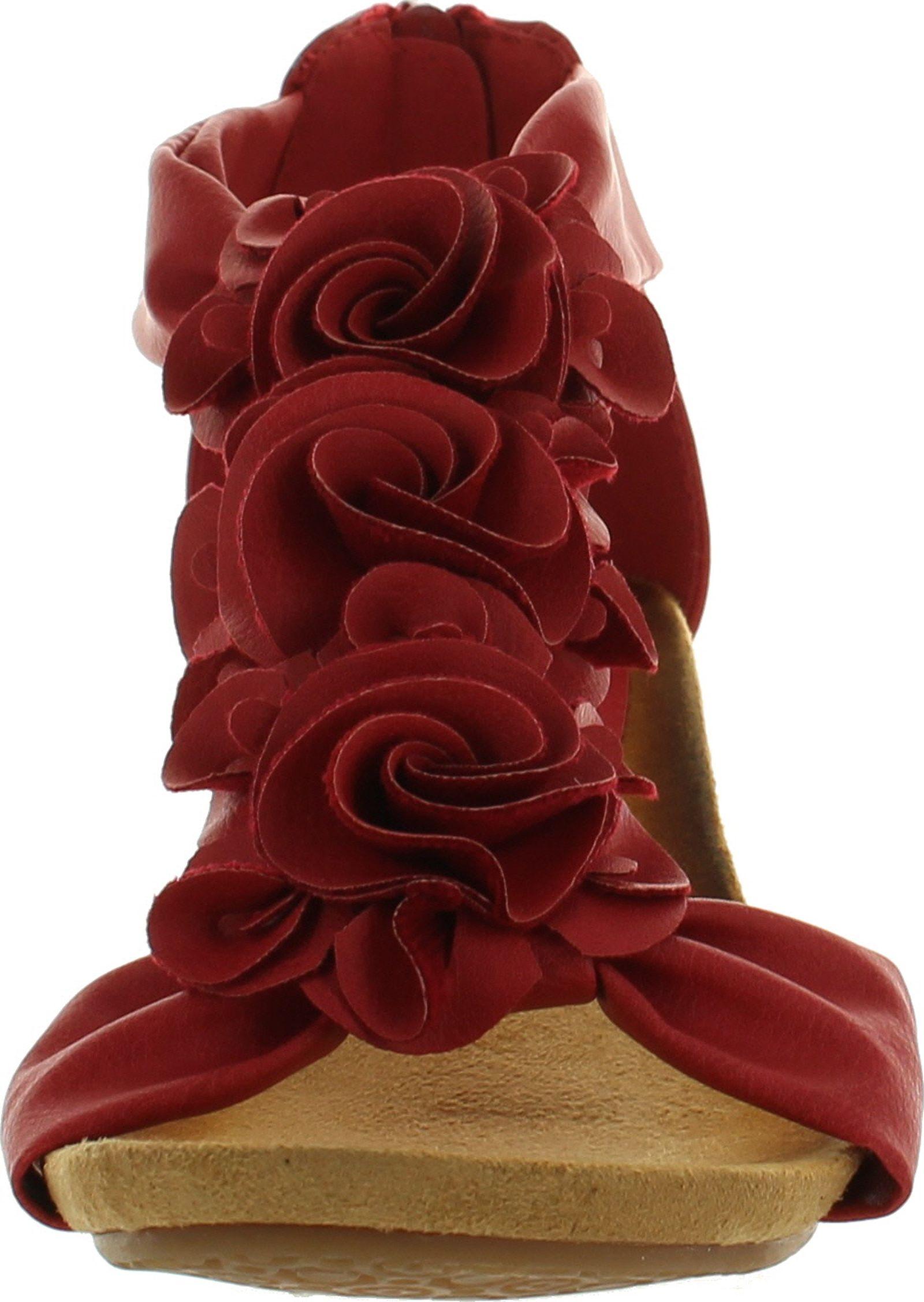 thumbnail 15 - PATRIZIA by Spring Step Womens Harlequin Fashion Wedge Sandals