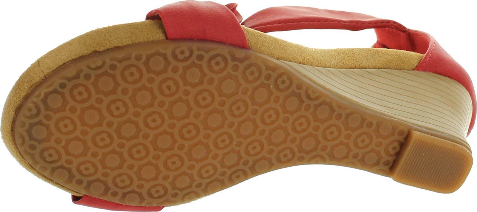 thumbnail 16 - PATRIZIA by Spring Step Womens Harlequin Fashion Wedge Sandals
