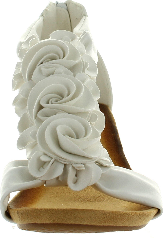thumbnail 19 - PATRIZIA by Spring Step Womens Harlequin Fashion Wedge Sandals