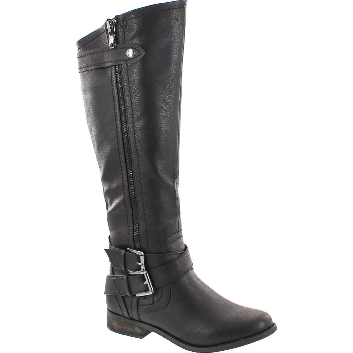 Black Rampage Womens Boots Boot Hansel Riding