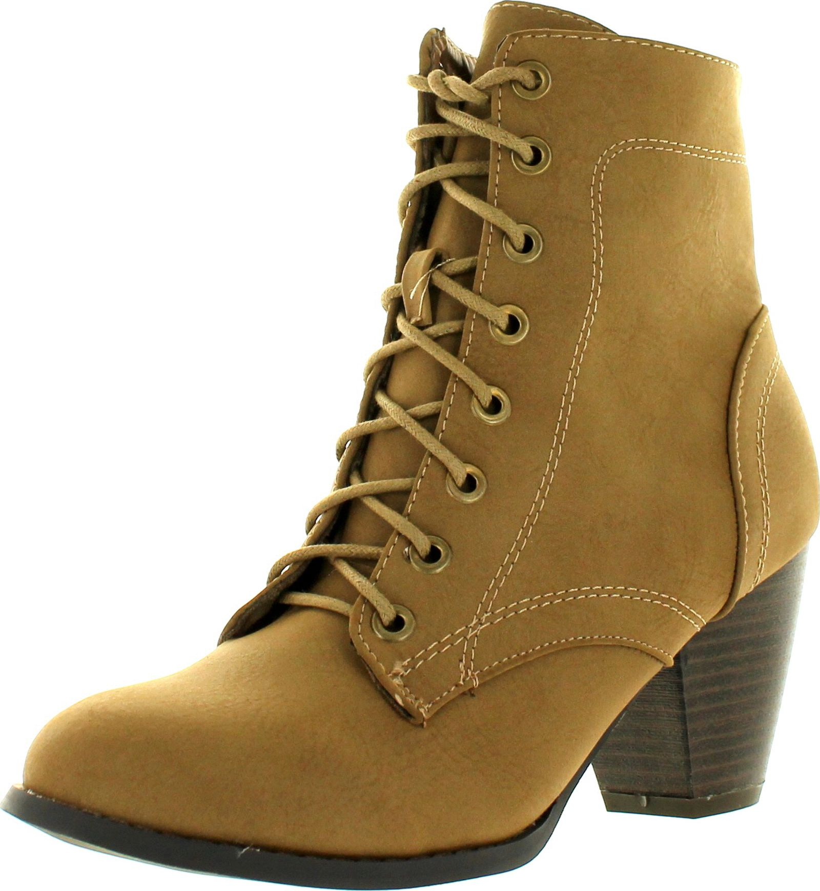 Ankle Boots with Height [The 50 Arrows Fall]