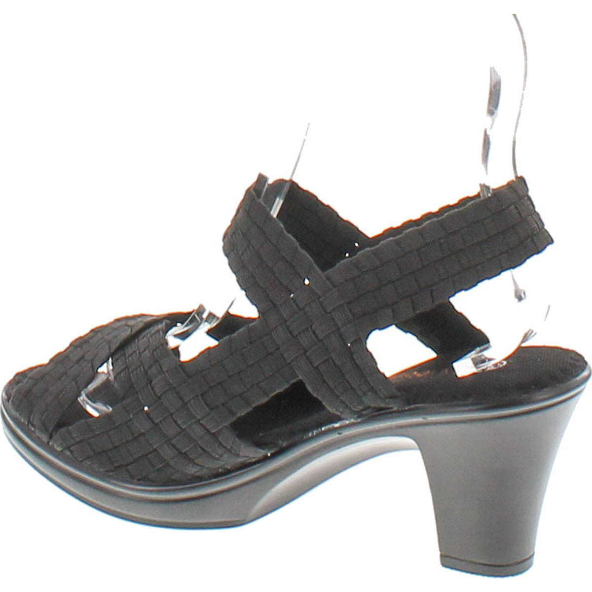 d7bb87b34f7 Bernie-Mev-Women-039-s-Lizette-Synthetic-Sandals thumbnail