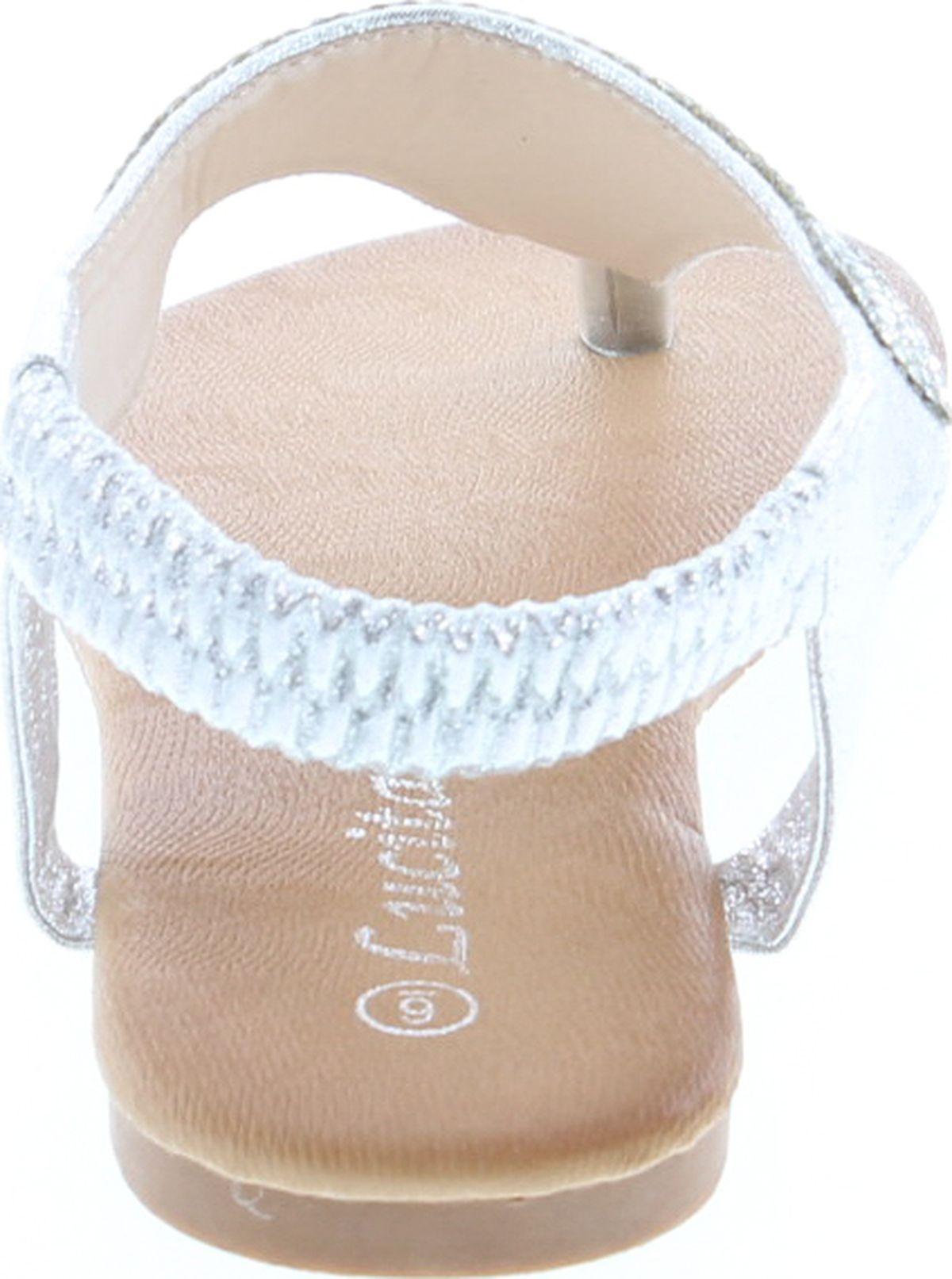 thumbnail 20 - Lucita Womens Glitz Fashion Sandals