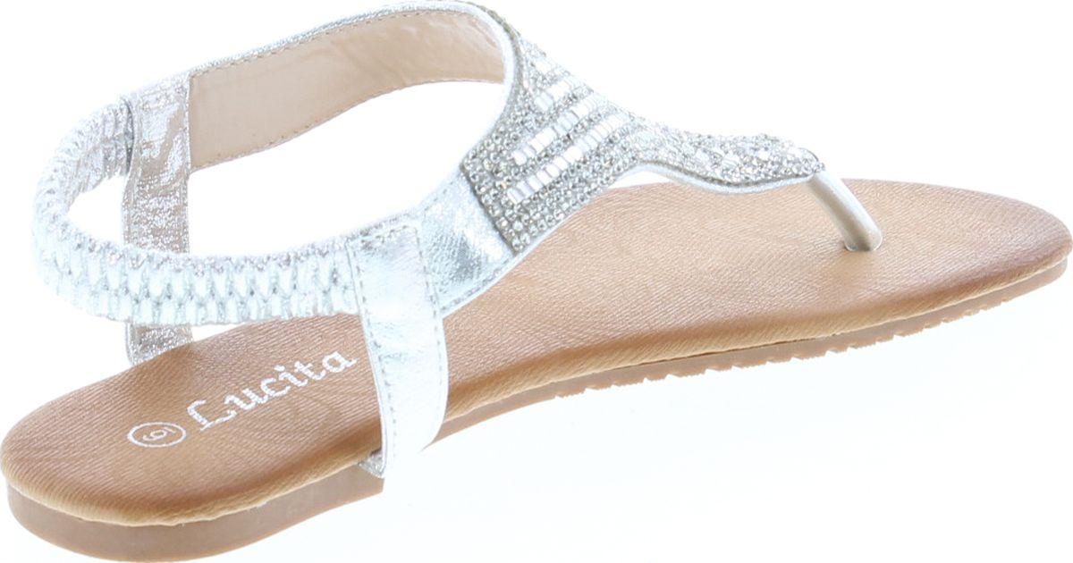 thumbnail 21 - Lucita Womens Glitz Fashion Sandals