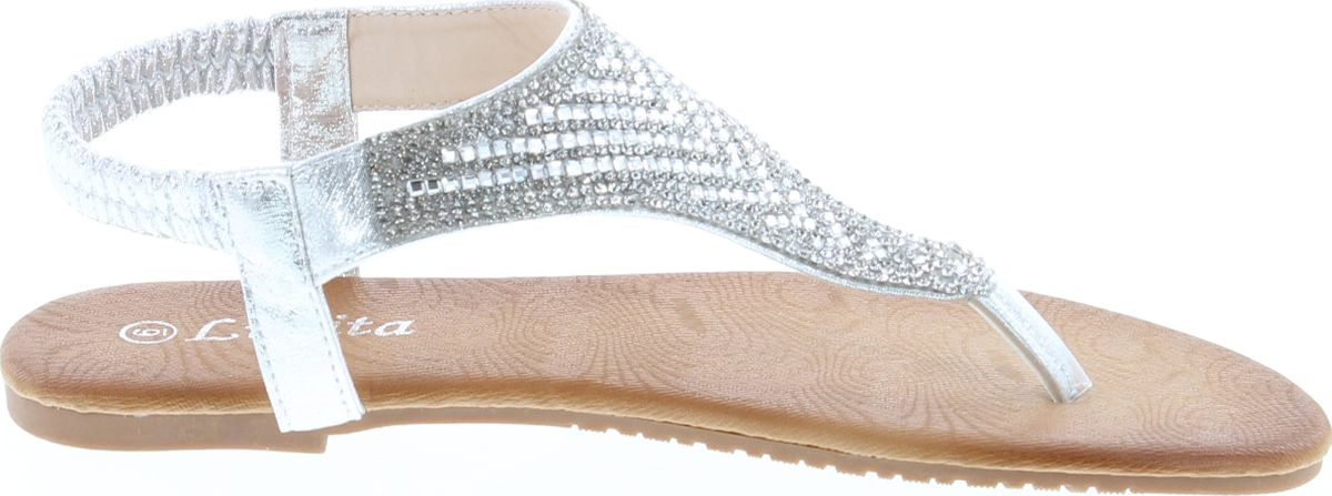 thumbnail 22 - Lucita Womens Glitz Fashion Sandals