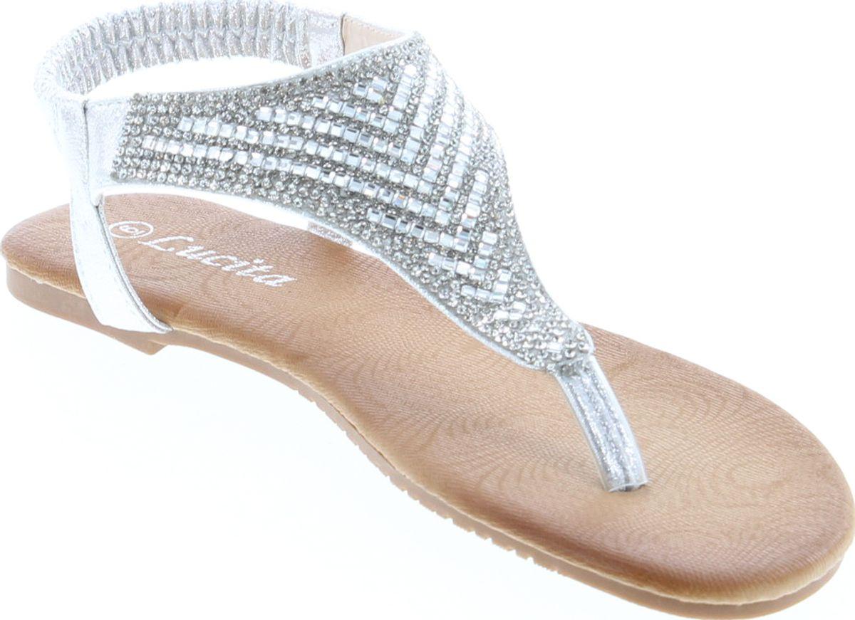 thumbnail 23 - Lucita Womens Glitz Fashion Sandals