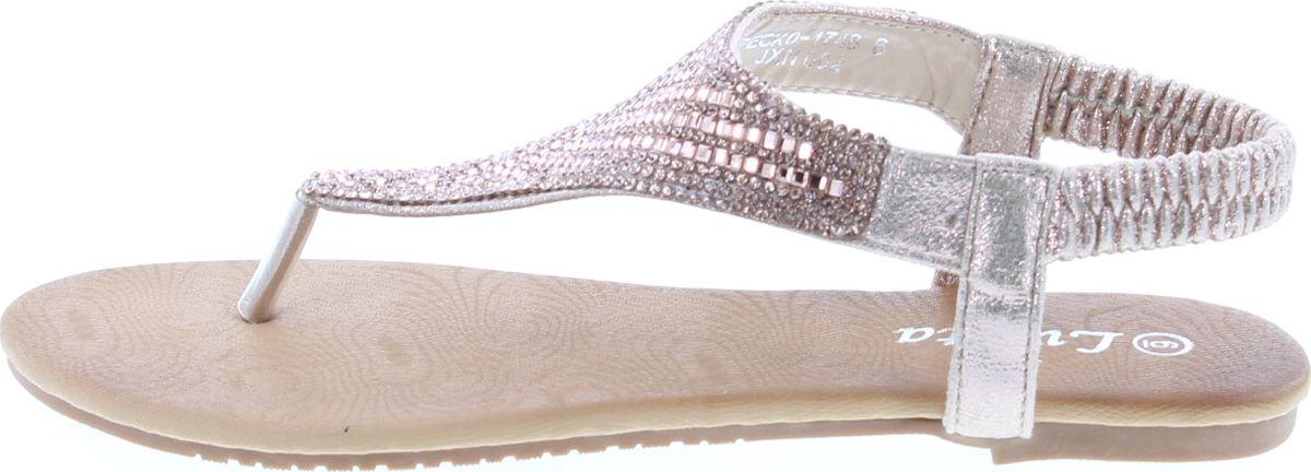 thumbnail 10 - Lucita Womens Glitz Fashion Sandals