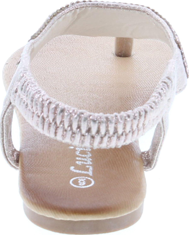 thumbnail 12 - Lucita Womens Glitz Fashion Sandals