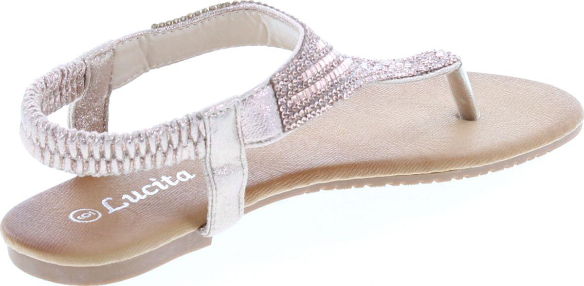 thumbnail 13 - Lucita Womens Glitz Fashion Sandals