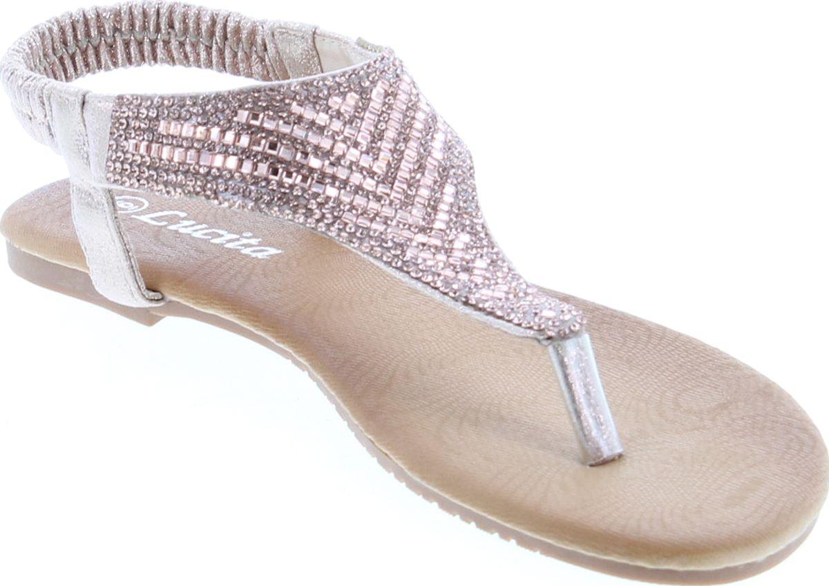 thumbnail 15 - Lucita Womens Glitz Fashion Sandals