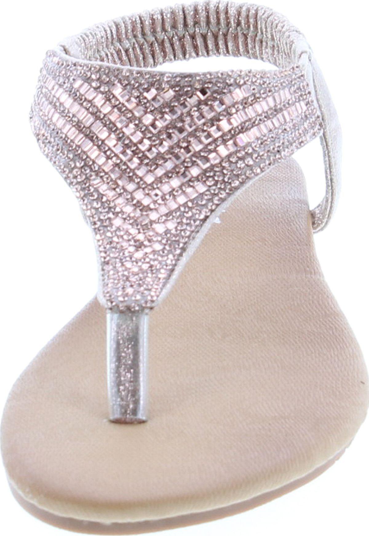 thumbnail 16 - Lucita Womens Glitz Fashion Sandals