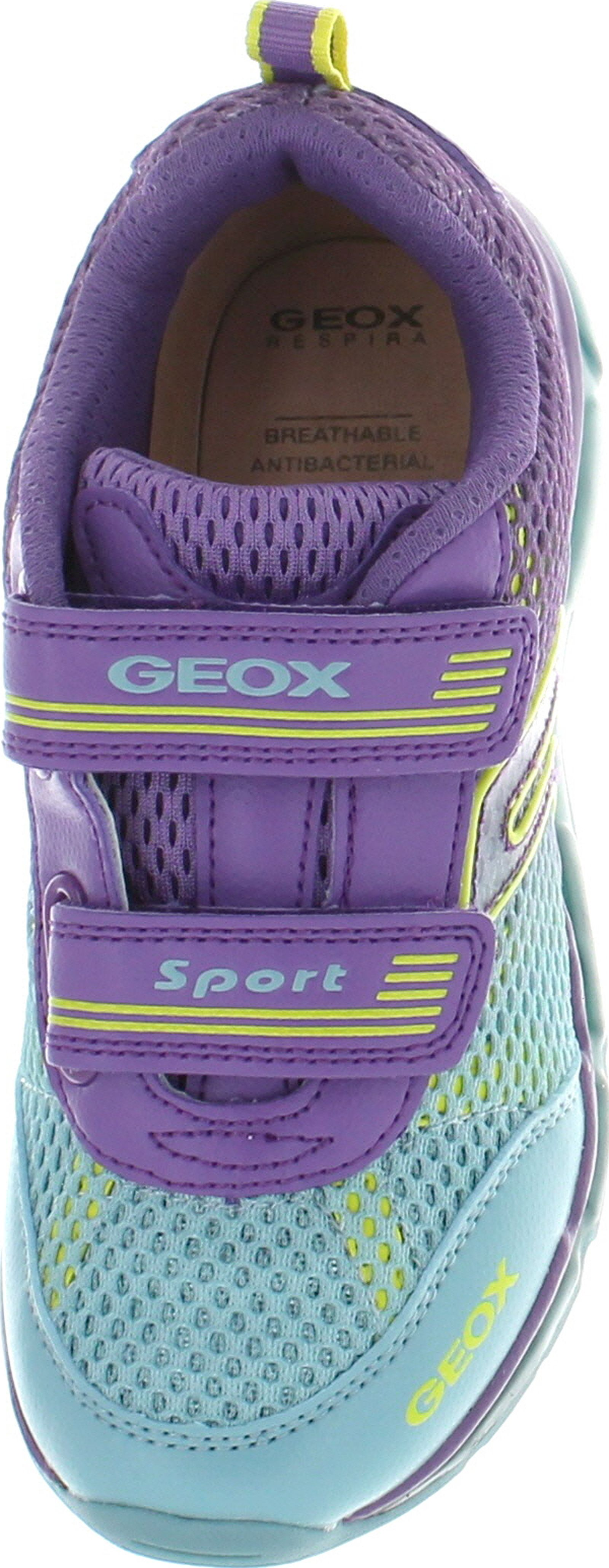 comerciante Fatídico cruzar  GEOX Girls Jr Android Girl Fashion Sneakers | eBay