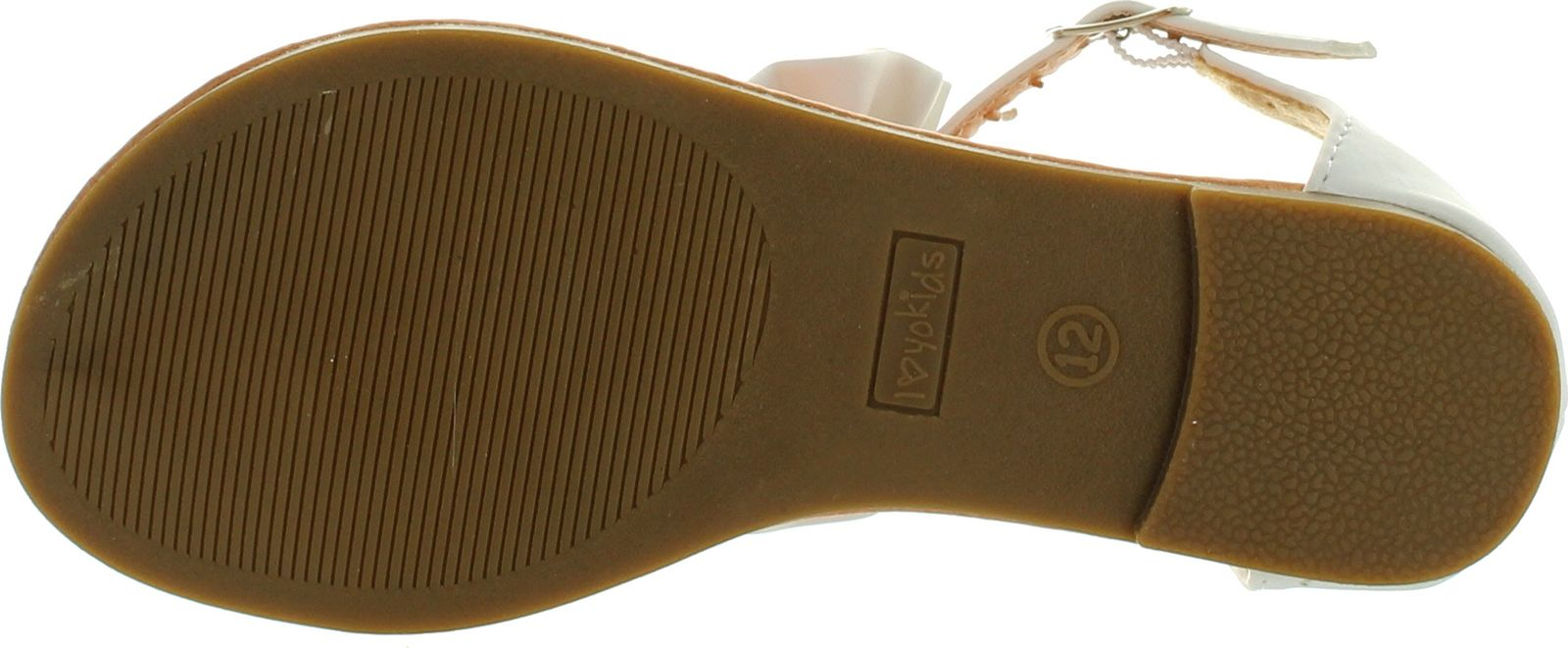 3e5e60576f7 Yokids Amanda-15 Little Girls Flat Thong Sandals with Bow and ...