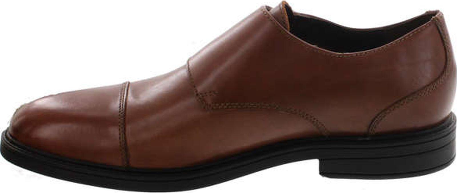 Bostonian Men/'s Cordis Style Tan Leather Dress Shoes 26130060