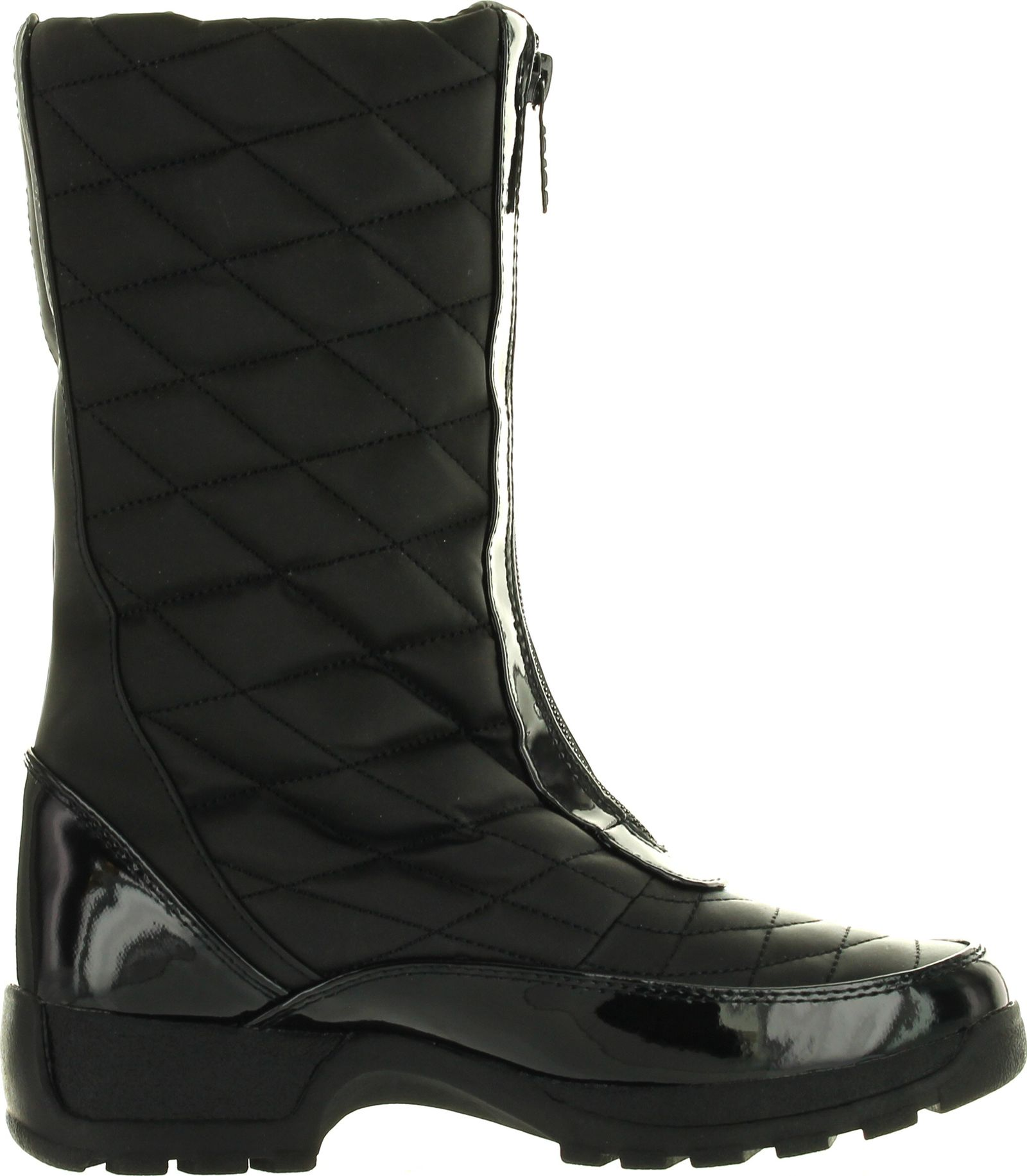 Totes Womens Diamond Winter Cold Weather Boots | eBay