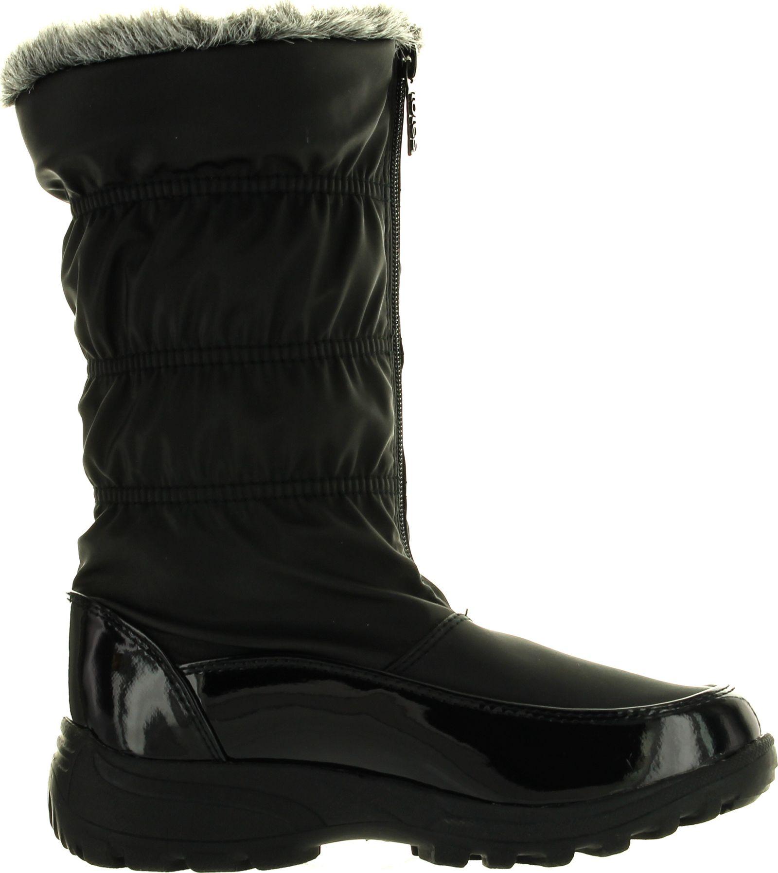 Totes Womens Rachel Winter Waterproof Snow Boots | eBay