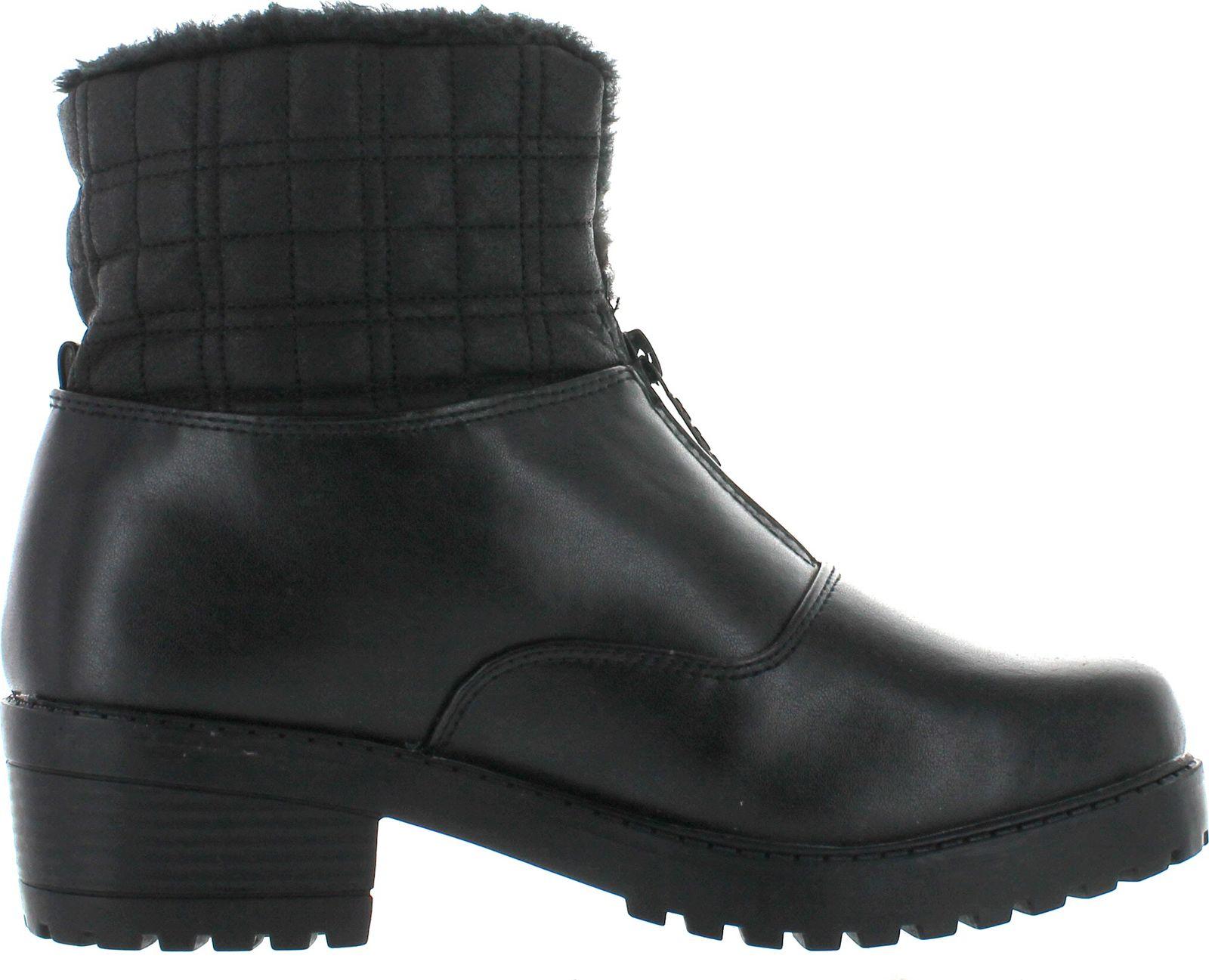 Totes Womens Zippy3 Waterproof Winter Boots   eBay