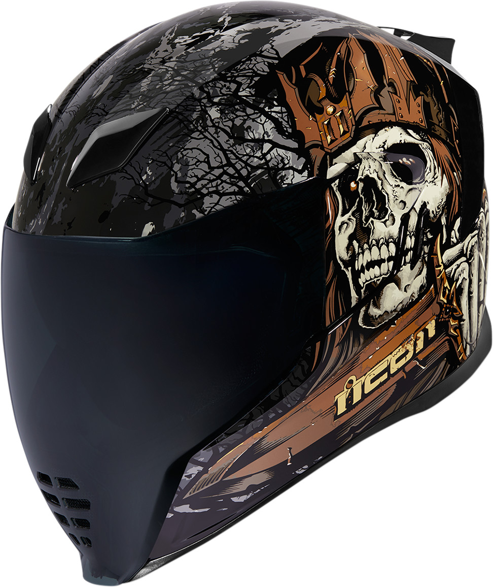 Icon Airflite Helmet Motorcycle Full Face Street Riding Sportbike Adult DOT//ECE