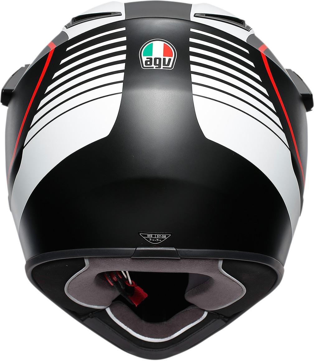 AGV AX-9 Helmet - Carbon | MotoSport