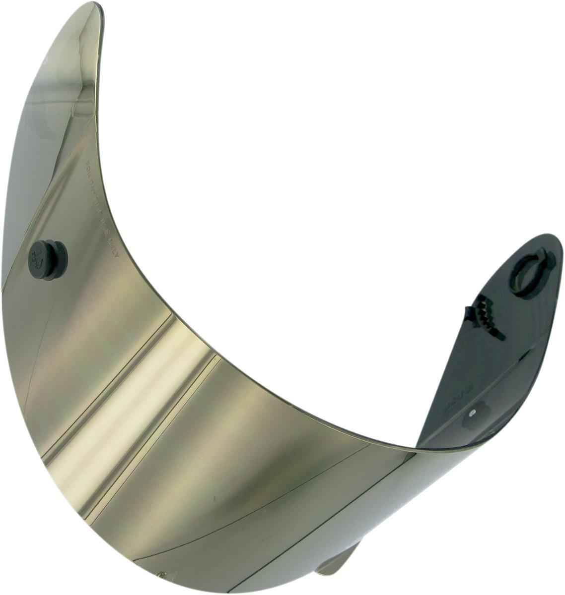 AGV KV0A6N1003 Pista Iridium Gold Shield