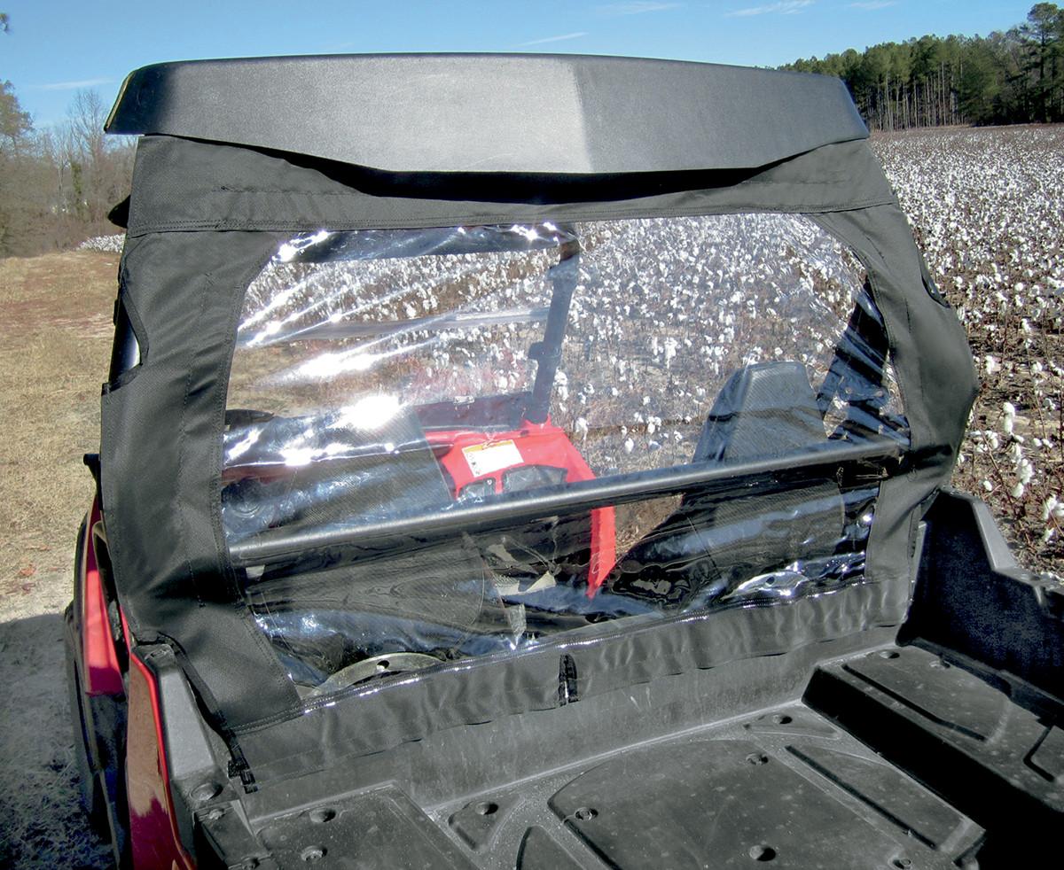 UTV - Body & Frame - Dust Panels - Lytle Racing Group