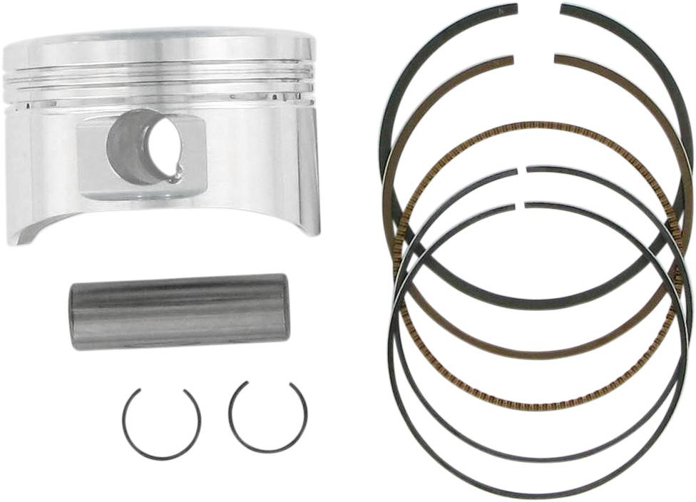Piston Kit 9:1 Compression For 1994 Yamaha XT350 Offroad Motorcycle Standard Bore 86.00mm