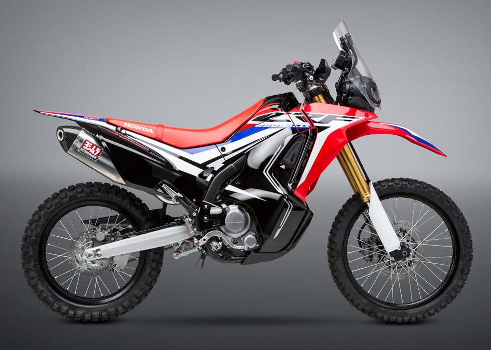 Yoshimura RS4 Full Exhaust System For Honda CRF 250 L 2017 ...