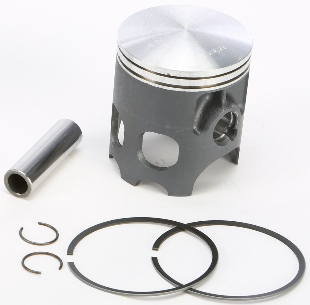 0.50mm Oversize to 64.50mm For 2002 Yamaha YFZ350 Banshee~Wiseco Top End Kit