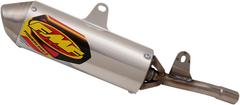 FMF Powercore 4 Exhaust Muffler Pipe Header Complete Honda CRF 125 F 14-18