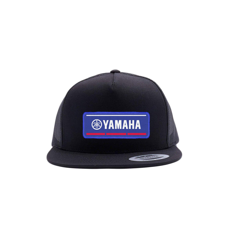 Factory Effex Licensed Yamaha Vector Snapback Hat Black Grey Mens OSFA a9e58a480b41