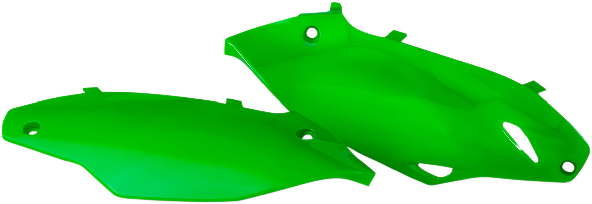 Acerbis Rear Fender Flo Green For Kawasaki KX 250 F 13-16 450 F 12-15 Rear