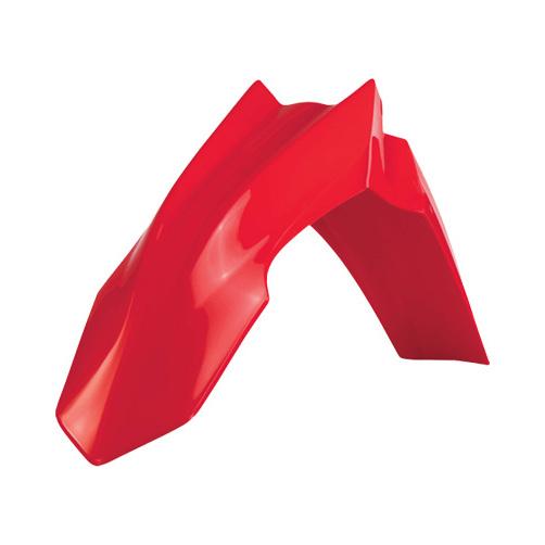 Acerbis Front Fender Red for Honda CR-125//250 CRF-250//450