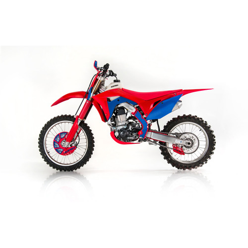 X-GRIP FRAME GUARD RED//BLUE
