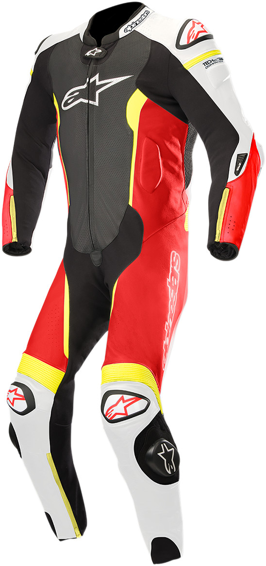 Alpinestars Missile Leather Racing Suit Mens All Sizes & Colors | eBay
