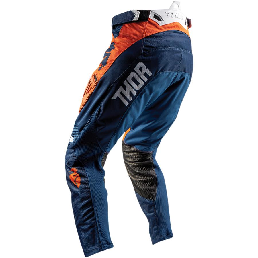 Choose Size THOR MX Motocross Men/'s 2018 FUSE BION Pants Blue