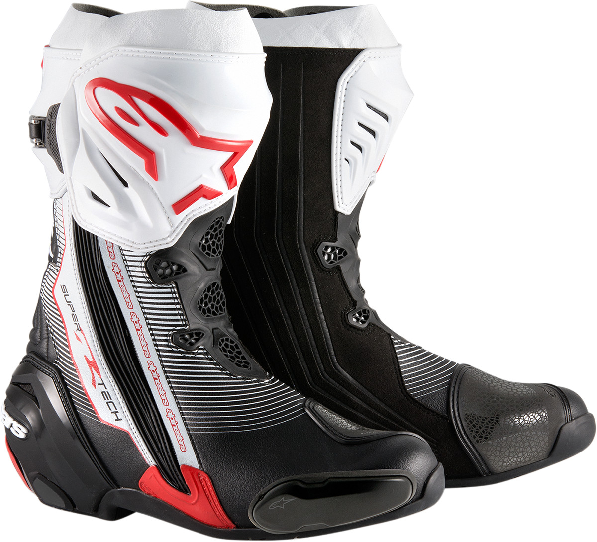 Alpinestars-Supertech-R-Street-Riding-Motorcycle-Boots-All-Sizes-All-Colors
