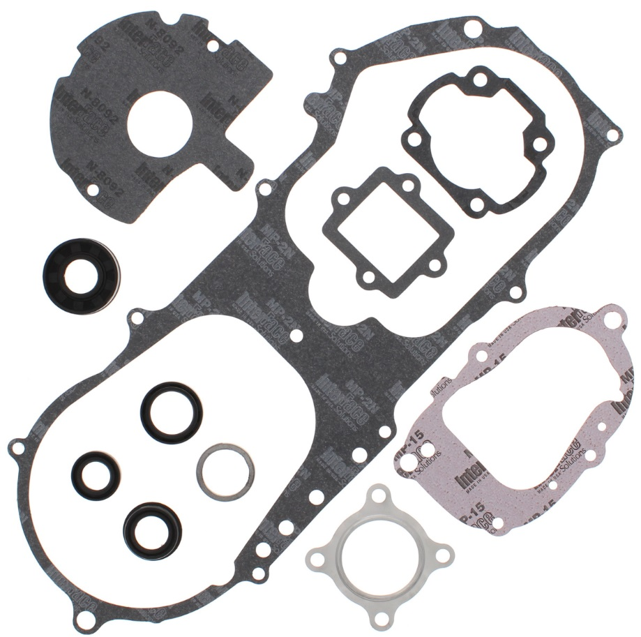 QUADBOSS Complete Gasket Kit w//Oil Seals Suzuki LT 500R 88-90