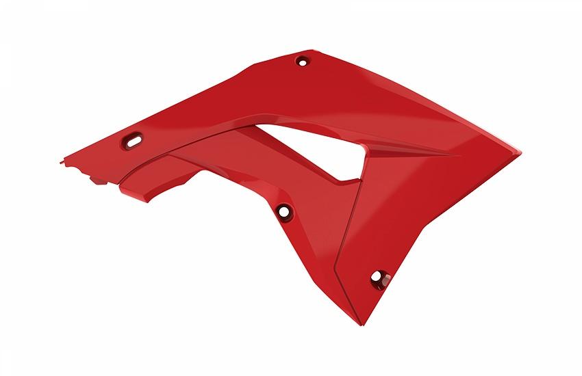 Polisport Red Restyle Front Fender For Honda CR 125 250 R 02-07 8556300001