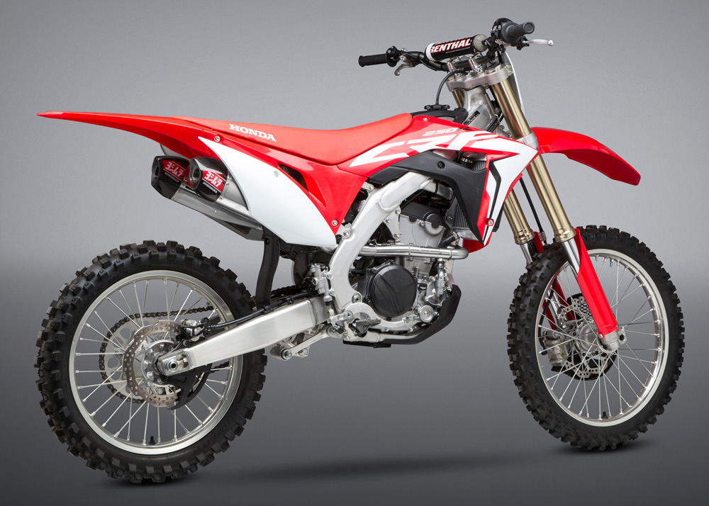 yoshimura rs 9t rs9t full system exhaust for honda crf 250 r 2018 22843ar520 ebay. Black Bedroom Furniture Sets. Home Design Ideas