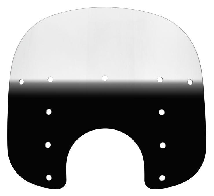 Memphis Shades MEP3121 Gradient Black 15 Replacement Plastic for Memphis Fats