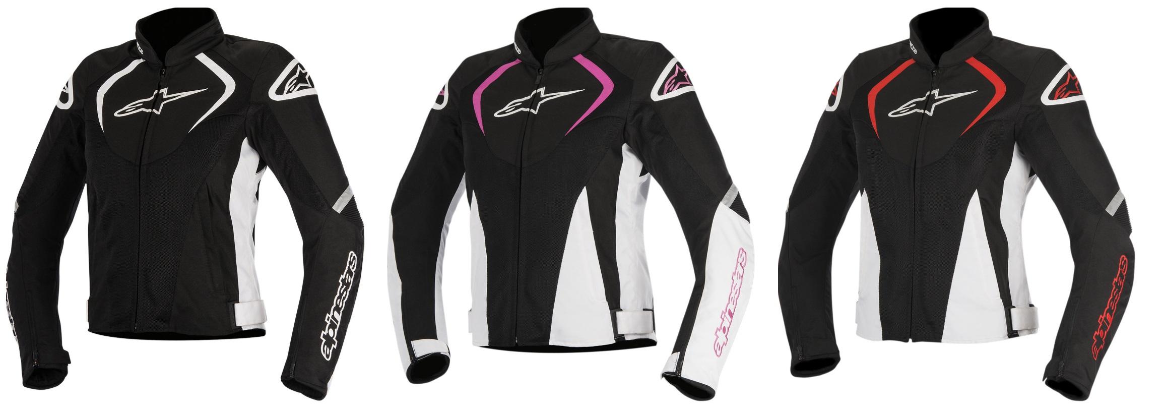 917305a72f6 Talla XS de la chaqueta de Alpinestars moto mujer textil negro Stella T -mordazas