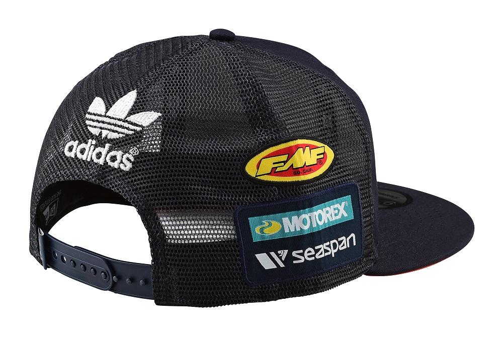 Troy Lee Designs 2019 KTM Team Licensed Snapback Hat Adult OSFA  b60b185f502