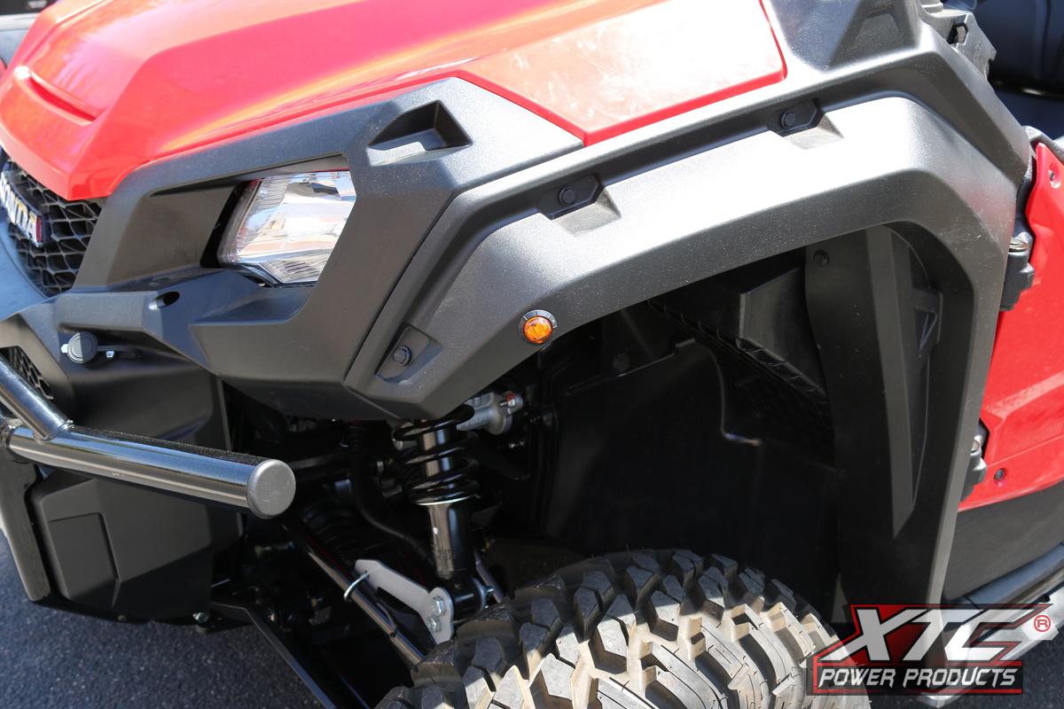 Xtc Plug  U0026 Play Turn Signal System For Honda Pioneer 700