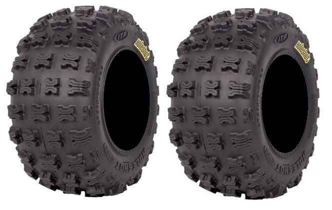 20x10-9 UTV Yamaha Honda ITP Holeshot GNCC ATV Rear Tires 20x10x9 Set of 2