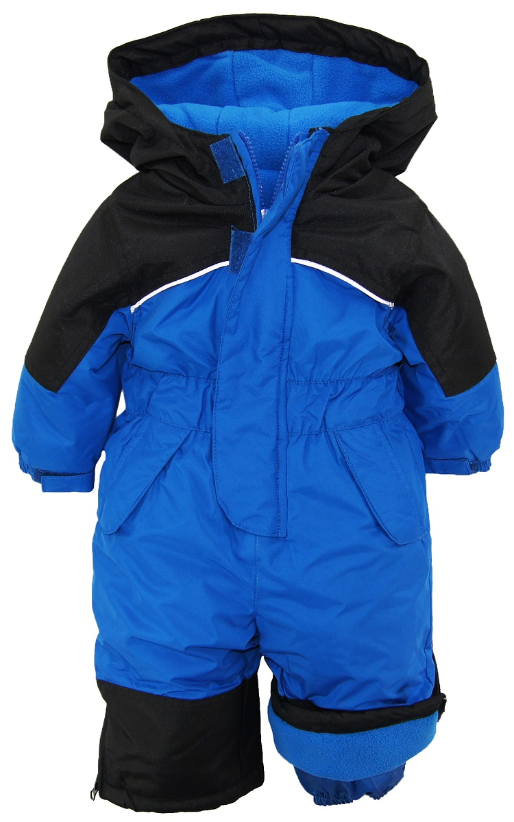 Ixtreme Baby Boys Infant Snowmobile One Piece Winter Solid