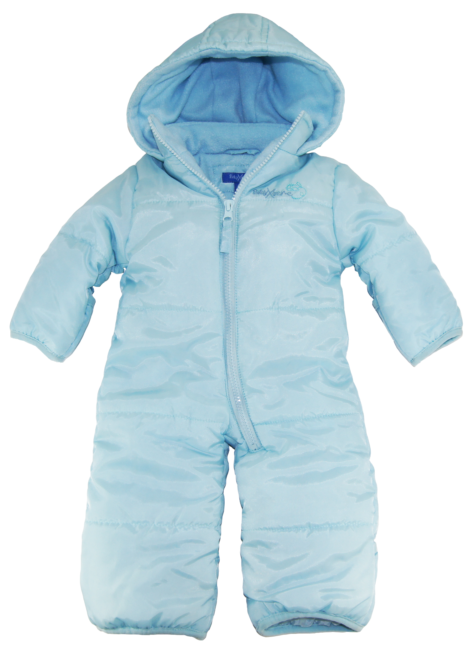 Ixtreme Baby Boys Solid One Piece Snowsuit Pram Bounting