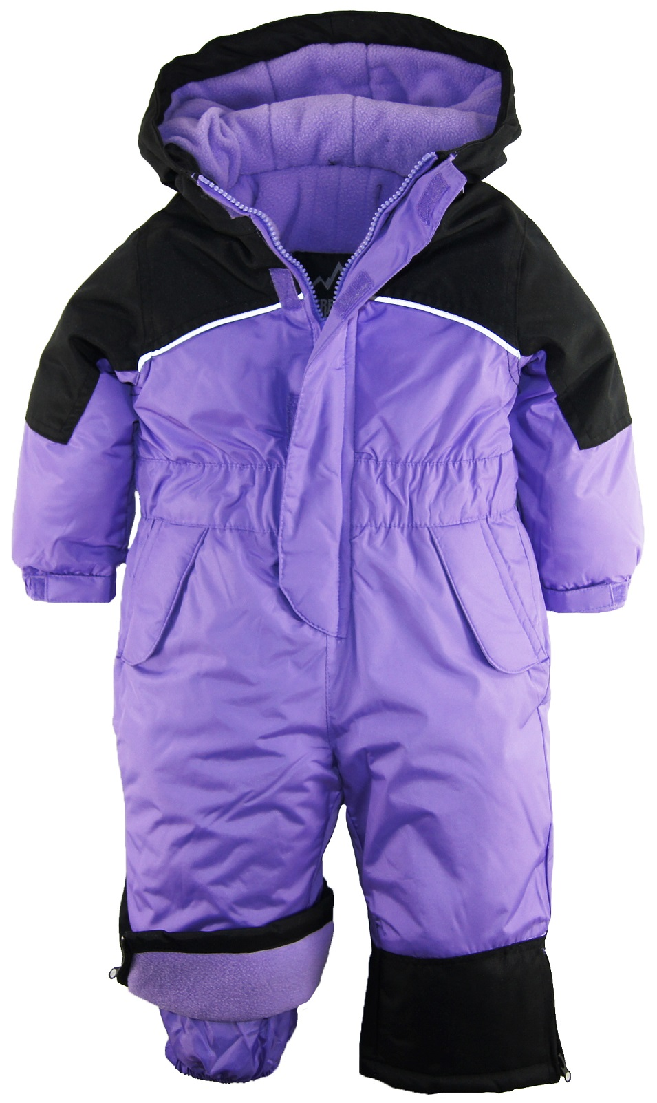 Ixtreme Toddler Girls Snowmobile One Piece Winter Snowsuit