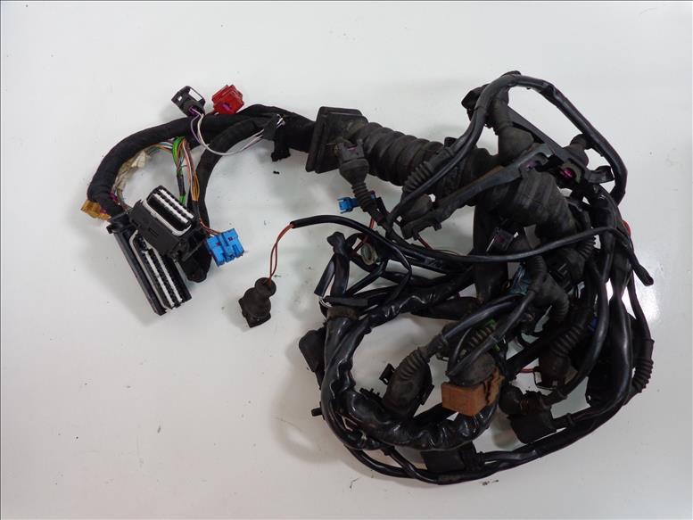 main engine wiring harness 8d1971072er audi a4 vw passat. Black Bedroom Furniture Sets. Home Design Ideas