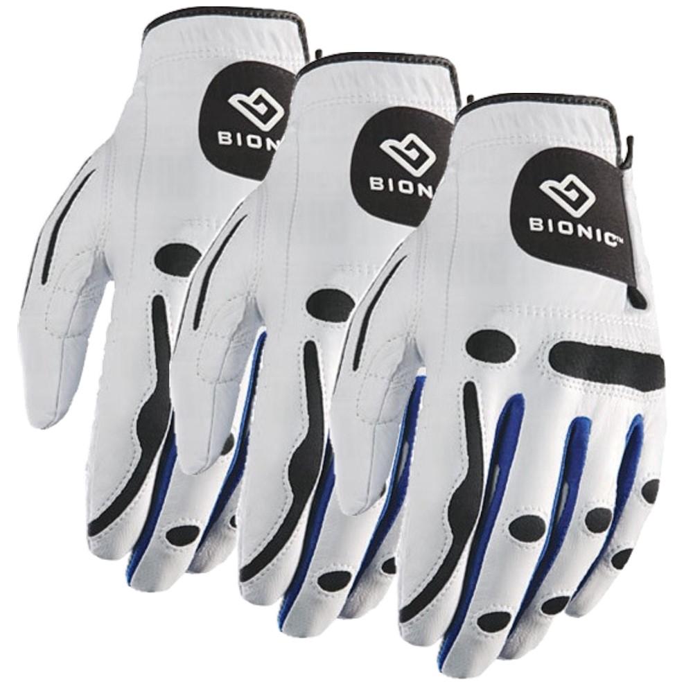 White (3 Gloves)